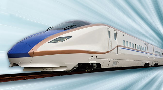 New JR East CM for the Hokuriku Shinkansen